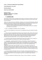 declaration conseil municipal du 27 mars 2019 pdf