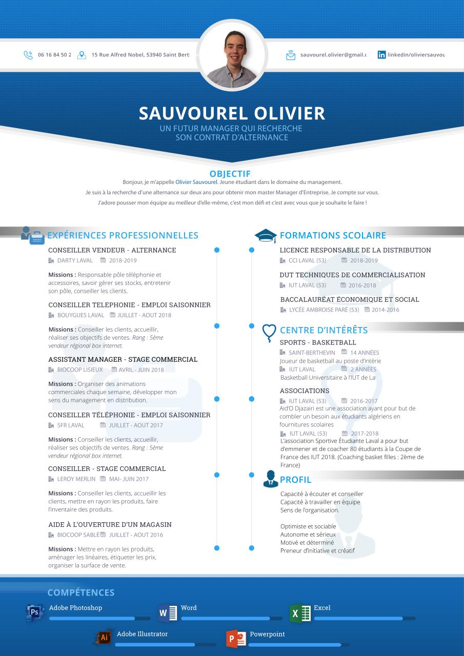Aperçu du document CV OLIVIER.pdf - page 1/1