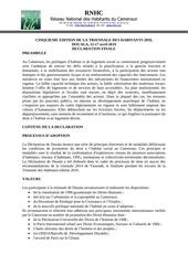 Fichier PDF declaration finale