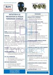 Fichier PDF initiation au risque terrorisme chimique   aleph experts