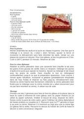 Fichier PDF fraisier pour 14