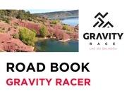 roadbook gravity race salagou
