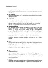 reglements du concours pjc centre ville