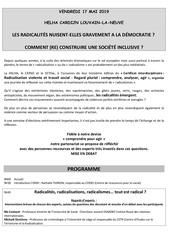 journee etudes 17 05 2019 programme detaille