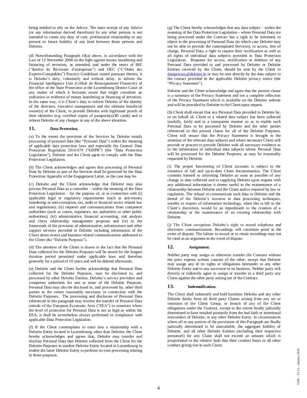Easier to do Business With Version 2 par CARRUZZO - GTB-V1 11