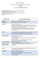 Fichier PDF fiche de poste assistant comptable  comptable
