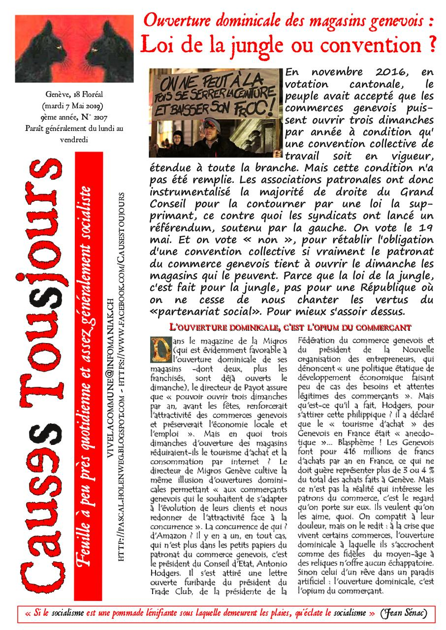 Aperçu du document Newsletter2107.pdf - page 1/2