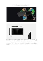 Fichier PDF xp pen artist 12 tekentablet met scherm