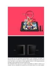 xp pen artist 156 pro tekentablet met  scherm