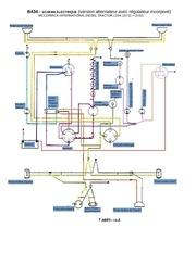 b434 schema electrique altern