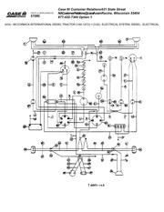b434 schema electrique