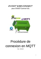 procedureconnexionmqtt