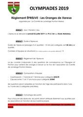 10  comite de jumelage   reglement 2019