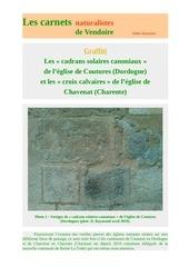 Fichier PDF cadrans solaires canoniaux croix calvaires carnets dr 2019