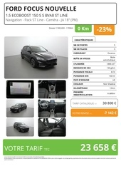 ford focus nouvelle   showroom