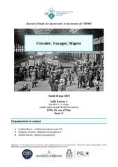 programme   je circuler voyager migrer   16 mai 201910020