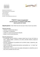 Fichier PDF infos classe transplantee