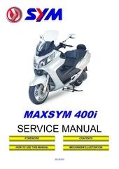 mecanique complete sym 400