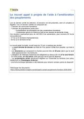 Fichier PDF article peuplement