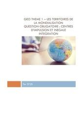 Fichier PDF ter st2s geographie theme 1 question obligatoire cours complet