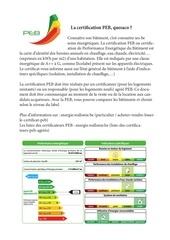 Fichier PDF peb