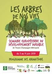 programme sdd 2019