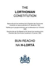 constitution lorthon
