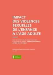 impact des violences sexuelles