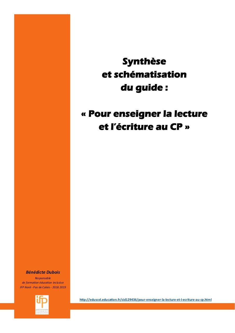 Synthese-ens-lecture-ecriture-.pdf - page 1/26