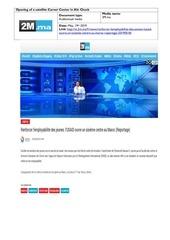 revue de presse   ouverture salle antenne ain chock