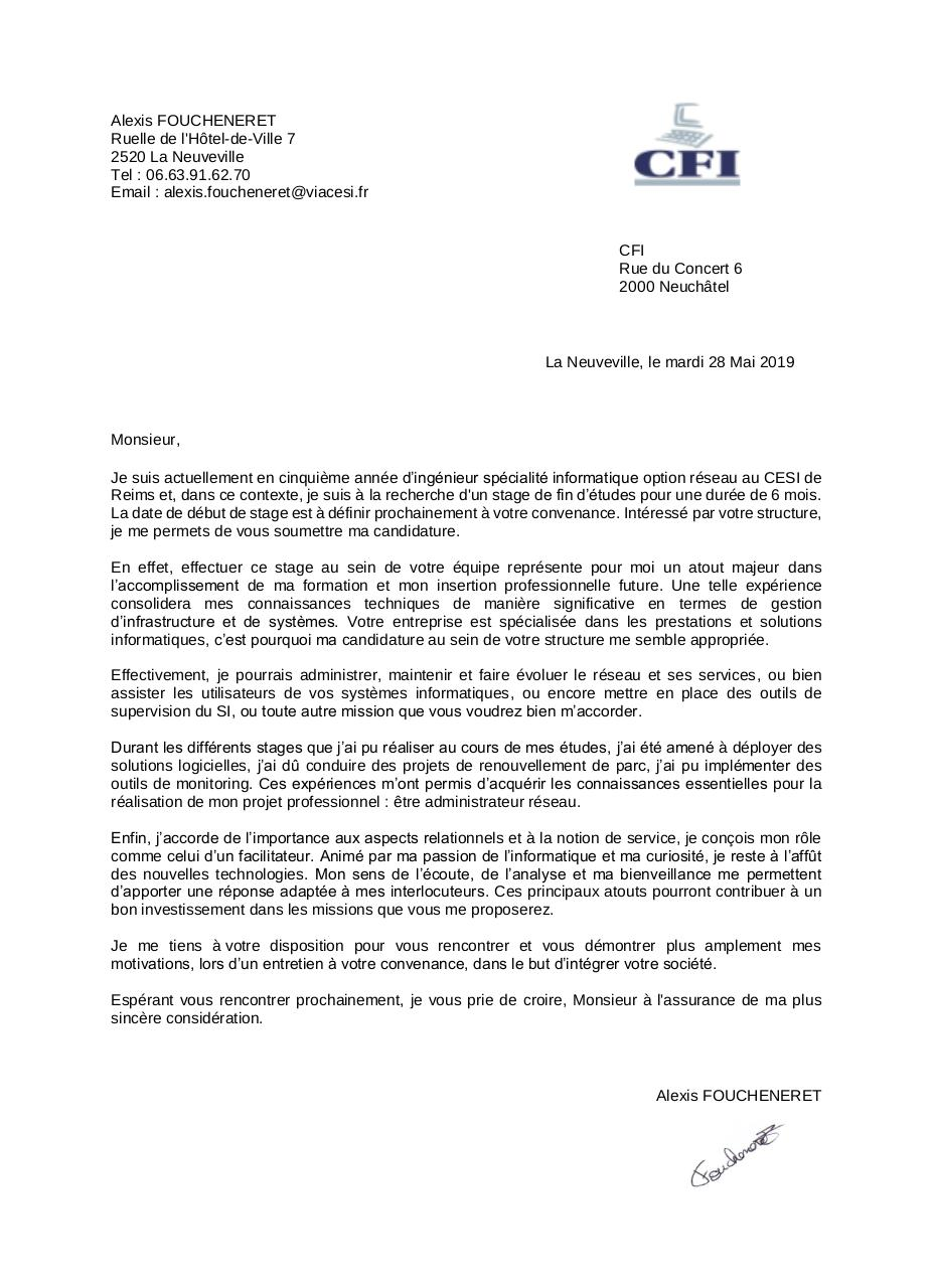 Aperçu du document Lettre de motivation CFI.pdf - page 1/1