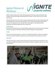 wellness programs dubai