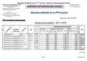 maitrise anthropologie  resultats rattrapage  17 18 xlsx 1