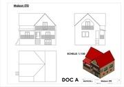 Fichier PDF mise en plan maison etude 0 doca