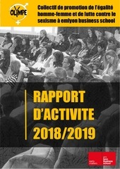 rapport dactivite 2018 2019 collectif olympe
