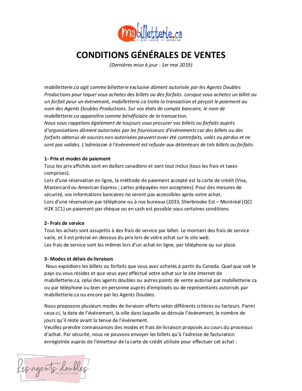 Aperçu du document Condition_de_vente_mabilletterie_14052019.pdf - page 1/5