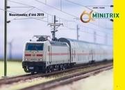 minitrix nouveautes 2019