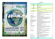 programme fete de lenvironnement et de lecocitoyennete