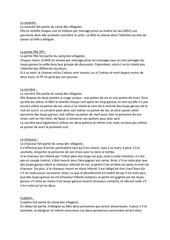 description roles