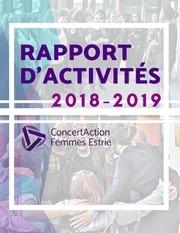 rapport dactivites 2018 2019 de cafe vf