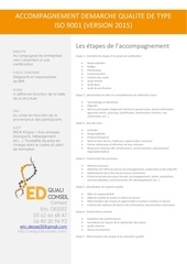 accompagnement vers la certification