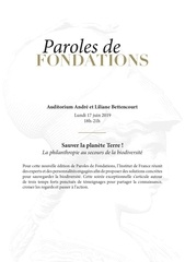 paroles de fondations 17 juinprogrammeinf