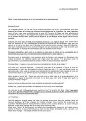 helios texte proposition de loi ecologique