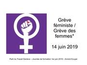 greve feministe 14juin2029