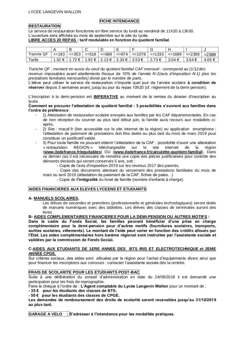 Aperçu du document Fiche intendance 2019-2020.pdf - page 1/1