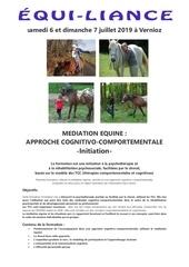 formationcontenu mediation equineequi liance