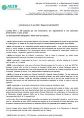 ag ordinaire ae2d 2019 rapport dactivites 2018