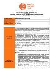 Fichier PDF avis de recrutementrfacf
