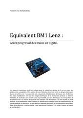 Fichier PDF notice bm1