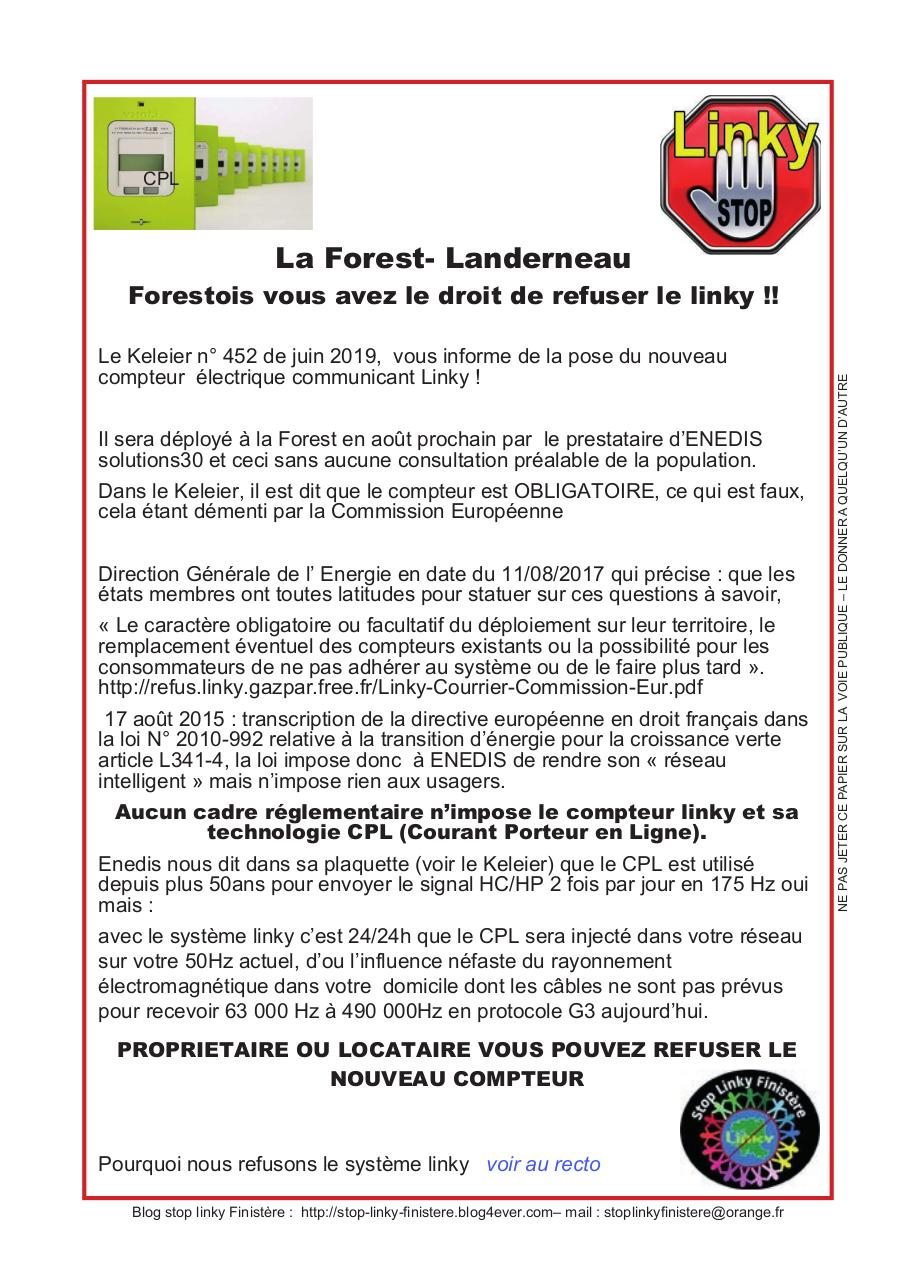 Aperçu du document tract-2019-Forest.pdf - page 1/2